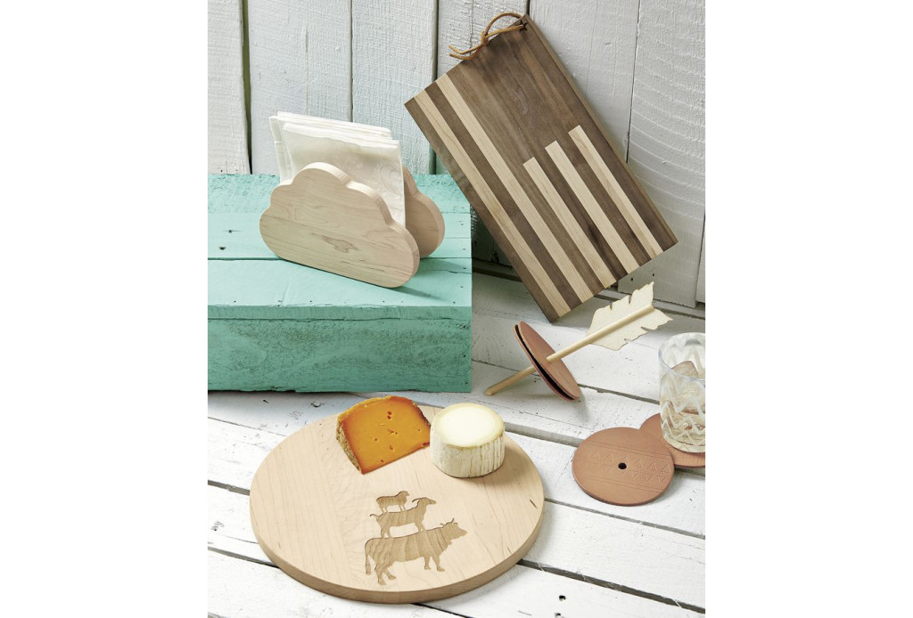 Cheese Boards As Seen in CB2
