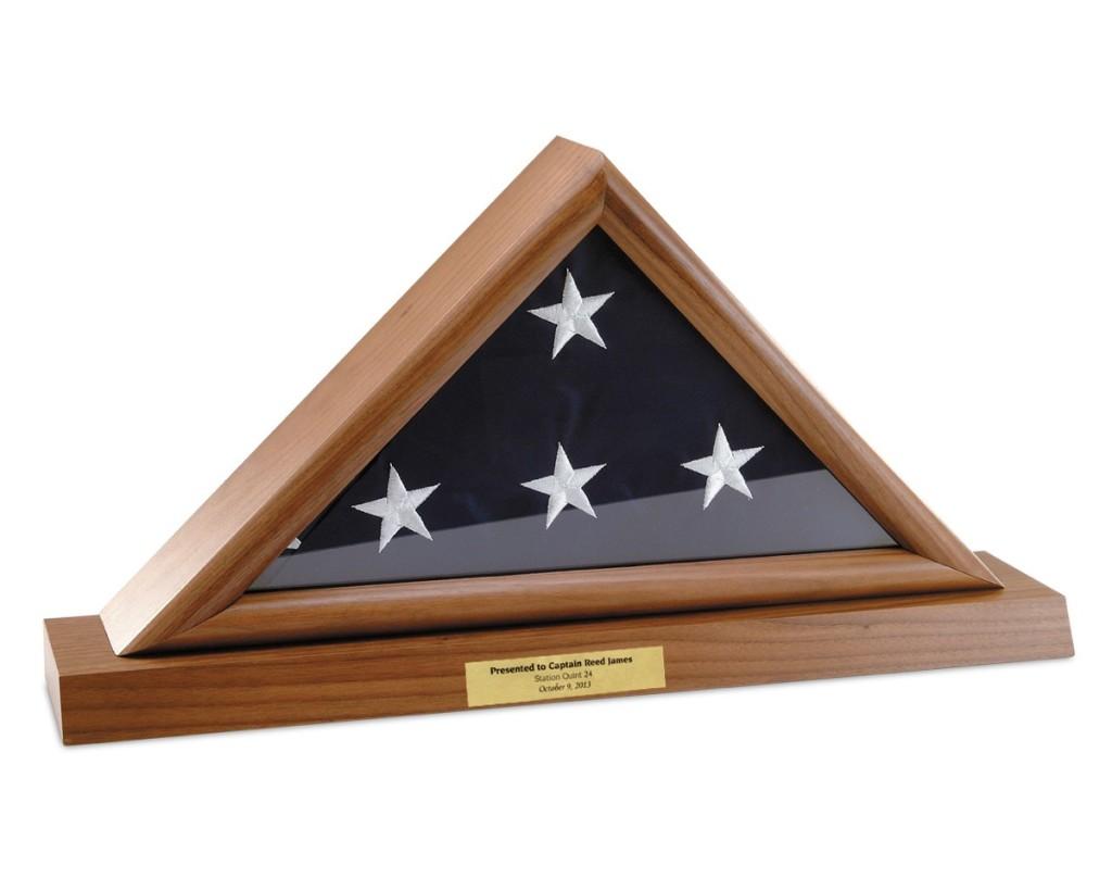 Memorial Flag Case