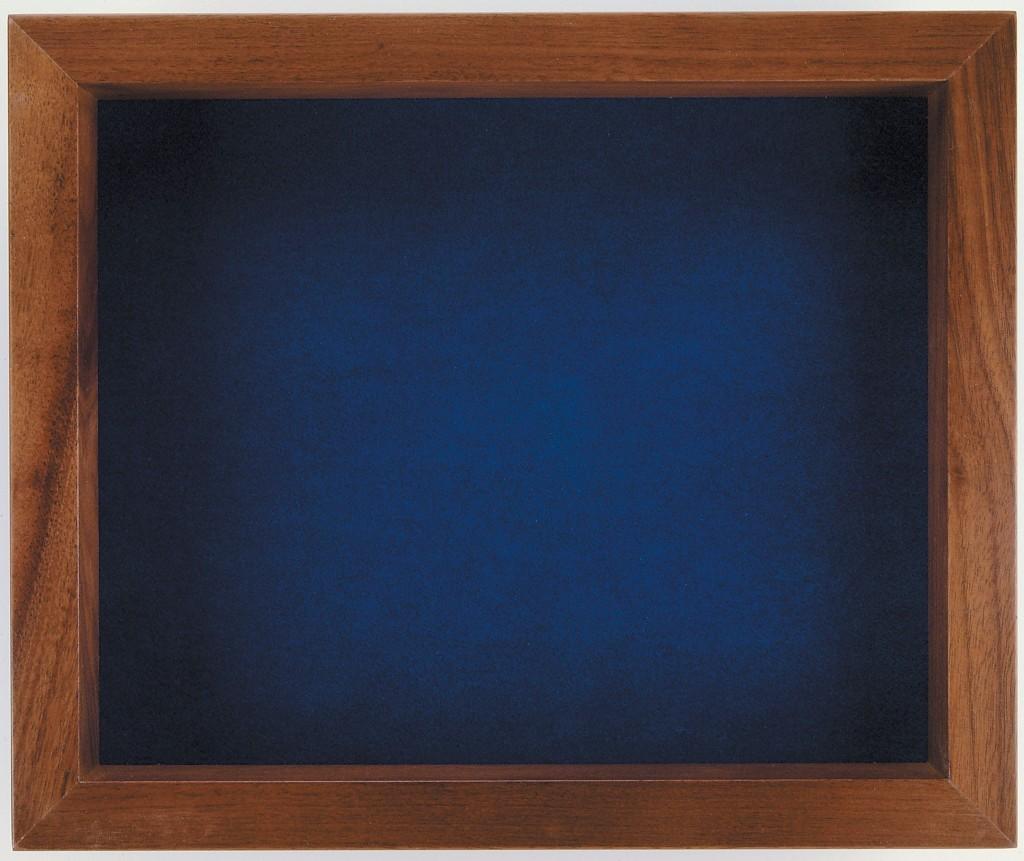 Solid Walnut Shadow Box Frame