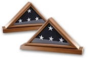 Glass Front Flag Cases & Shadowboxes