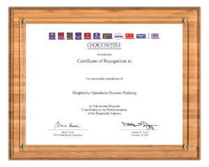 Certificate/Diploma Frames