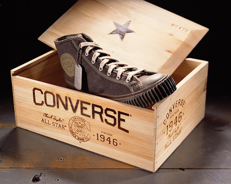 Converse Retail Display Box