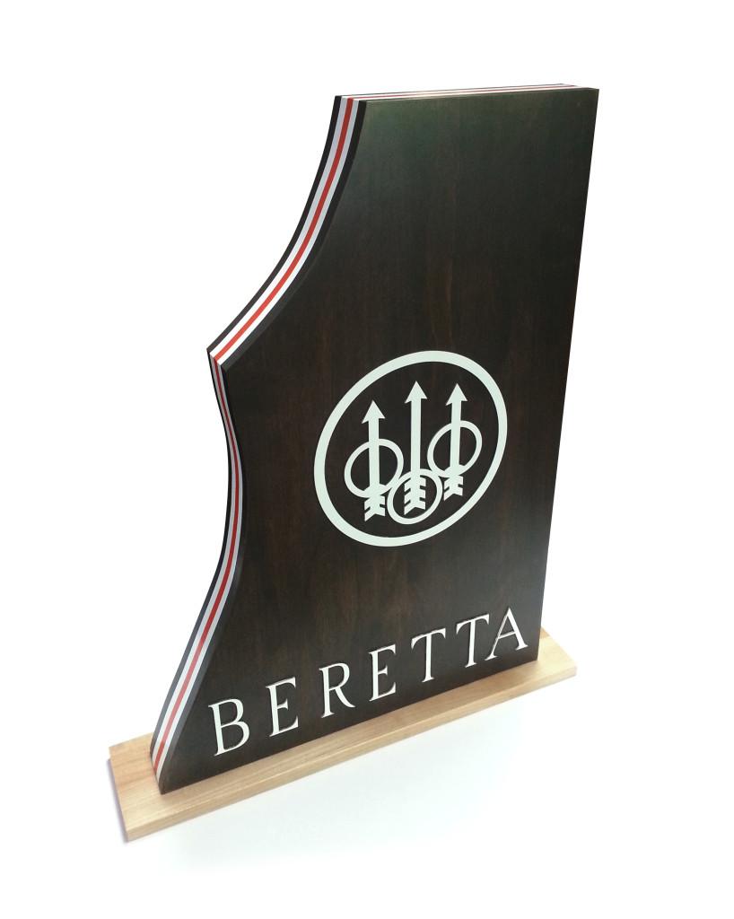 Custom Beretta Signage