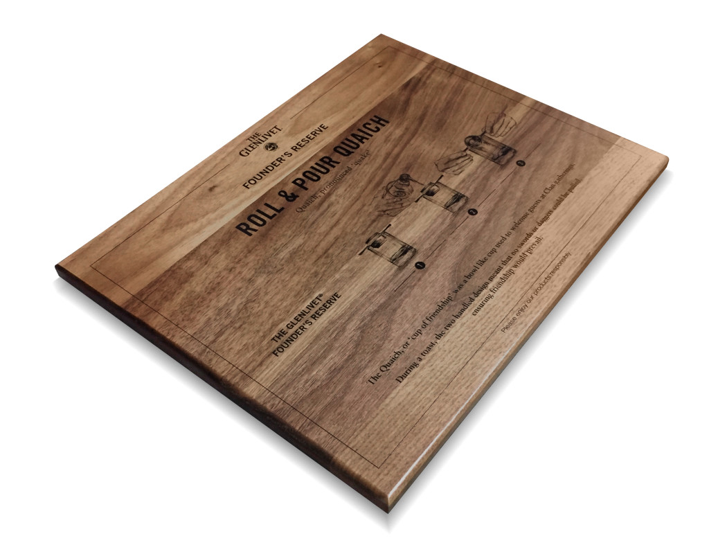 Examples Of Custom Solid Wood Food Amp Beverage Flight Trays