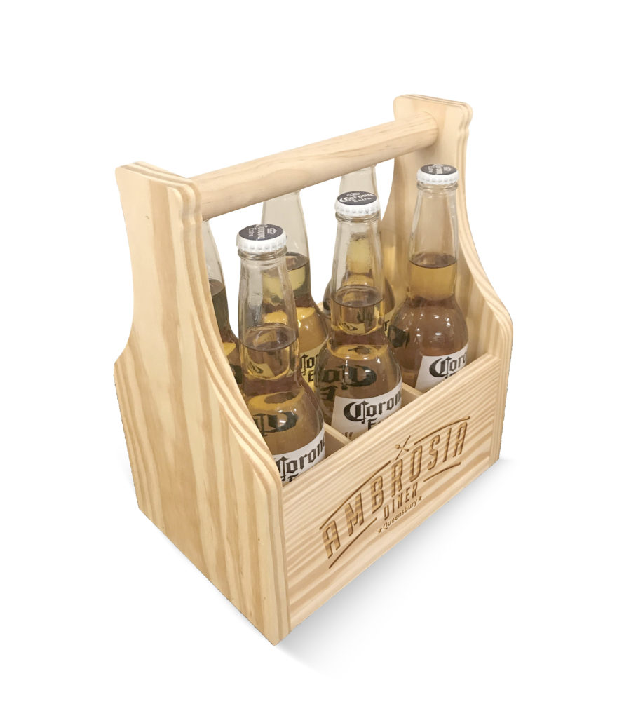 Large 3-in-1 CNP (With Removable Divider to Hold 6 Bottles)