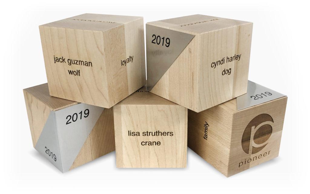 Maple Award Blocks