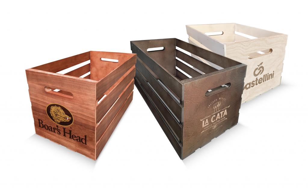 Baltic Birch Crates